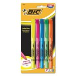 BIC BRITE LINER HIGHLIGHTER 5 PACK ASST.