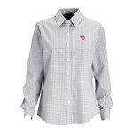 Vantage® Dayton Easy-Care Gingham Check Womens Shirt