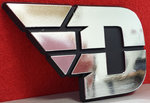 Neil® Plastic Chrome D-Wing Car Emblem