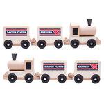 Neil® Dayton Flyers Express Wooden Train