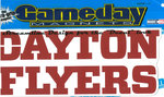 CDI® Dayton Flyers Car Magnet