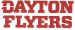 CDI® Dayton Flyers Logo ColorShock Decal
