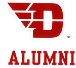 CDI® D-Wing Alumni Color Shock Decal