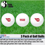 CDI® Dayton Flyers Golf Ball 3-Pack