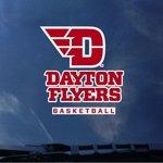 CDI® Dayton Flyers Sports ColorShock Decal