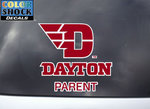 CDI® Dayton Parent ColorShock Decal