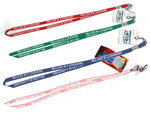 Neil® University of Dayton Thin Lanyard