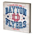 LEGACY® TABLE TOP SQUARE VAULT CALLING OHIO HOME SINCE 1850 INTERLOCKING UD LOGO