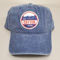 USCAPE APPAREL® VINTAGE WASHED HAT SCENIC CIRCLE