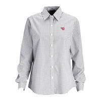 Vantage® Dayton Easy-Care Gingham Check Womens Shirt