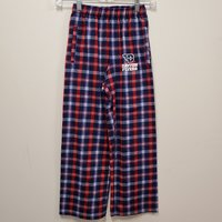 YOUTH FLANNEL PANT LEFT HIP FLYING D OVER DAYTON FLYERS