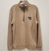 Gear For Sports® MIDWAY 1/4 ZIP LC- FLYING D LOGO