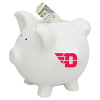 Ceramic Source® Dayton Piggy Bank