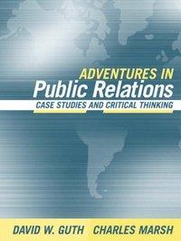 ADVENTURES IN PUBLIC RELATIONS (P)