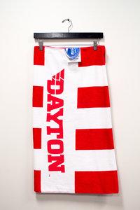 Beach Duds® Dayton Cabana Rugby Stripe Beach Towel