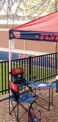 LogoChair® Dayton Tailgate Tent