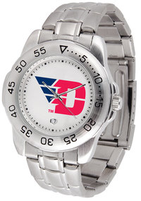 Suntime® Dayton Sport Metal Band Men's Watch