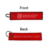 UDRI- FLIGHT KEY TAG