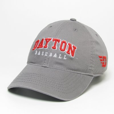 RELAXED TWILL SPORTS HAT DAYTON ARCHED OVER BASEBALL - EO026561-26