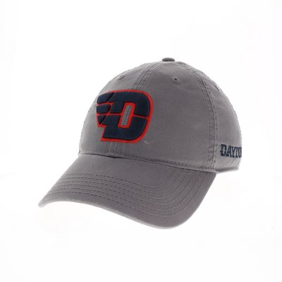 EZA RELAXED TWILL FRONT- EMBROIDERED FOAM FLYING D LOGO SIDE- DAYTON LOGO