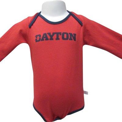 Third Street® Spandex Lap Shoulder Long Sleeve Diaper Shirt