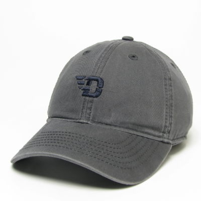 LEGACY® RELAXED TWILL ADJUSTABLE HAT WITH SMALL FLYING D LOGO