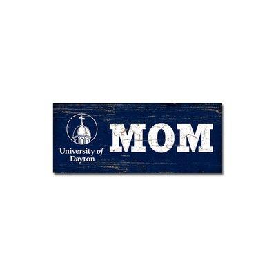 "MINI TABLE TOP STICK 2.5"" X 6"" UNIVERSITY OF DAYTON CHAPEL VERTICAL MOM"