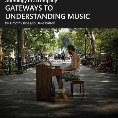 ANTH. ACCOMPANY GATEWAYS TO UNDERSTANDING MUSIC