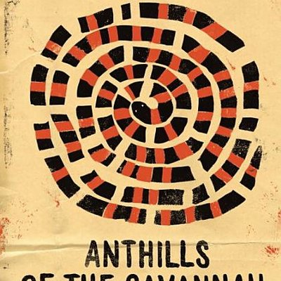 ANTHILLS OF SAVANNAH