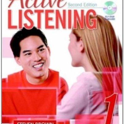 ACTIVE LISTENING 1 (W/CD) (P)