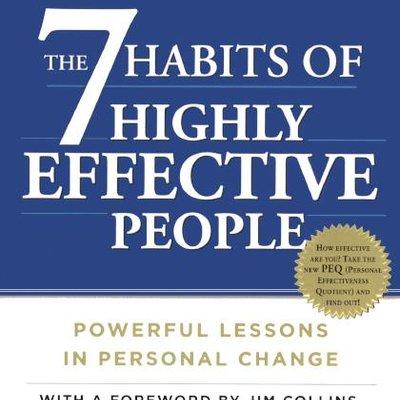 7 HABITS OF HIGH.EFFECT...>25TH ANNIV<