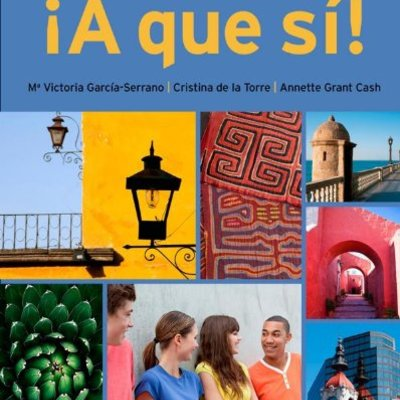 A QUE SI (W/OUT ILEARN ACCESS CODE) (P)
