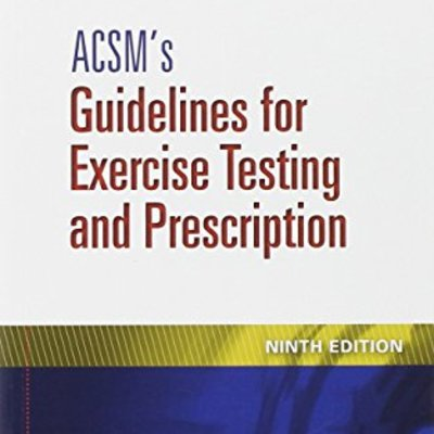 ACSM'S GUIDELINES FOR EXERCISE ETC (W/BIND-IN ACCESS) (P)