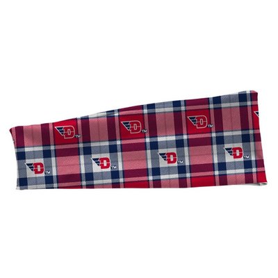 League® STRETCH HEADBAND PLAID