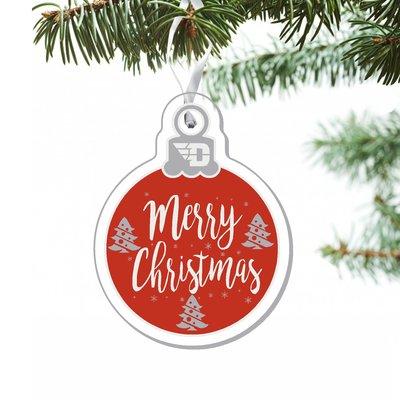 CDI® ORNAMENT- MERRY CHRISTMAS BULB