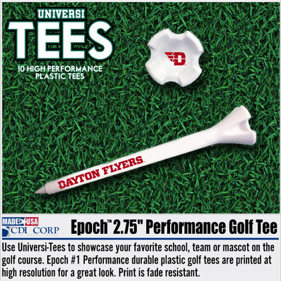 CDI® Dayton Flyers Epoch Golf Tee