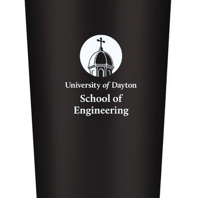 FANATIC GROUP 18 OZ SOFT TOUCH TUMBLER UNIVERSITY OF DAYTON SCHOOL OF ENGINEERING
