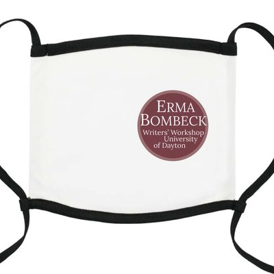 ERMA BOMBECK WRITER'S WORKSHOP MASK